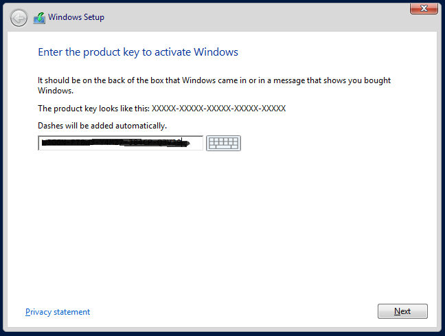 نصب ویندوز سرور 2012 در vmware