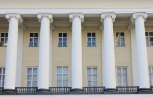 ستون در ساختمان — انواع، ویژگی ها، نکات طراحی و اجرا — به زبان ساده