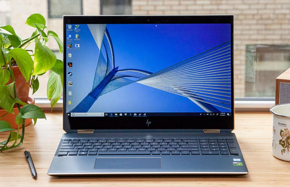 نصب ویندوز در لپ تاپ HP — تصویری و گام به گام — راهنمای کامل