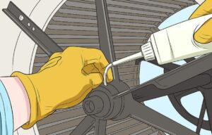 روغن کاری موتور کولر آبی و یاتاقان کولر آبی — تصویری و گام به گام