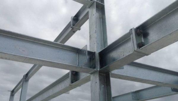 پروفیل I شکل، متدوالترین ستون مورد استفاده در ساختمانهای فولادی