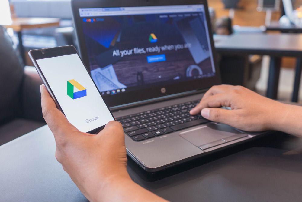 آپلود فایل در گوگل درایو — آموزش گام به گام و تصویری