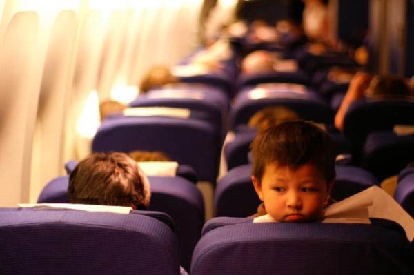پرواز خسته کننده