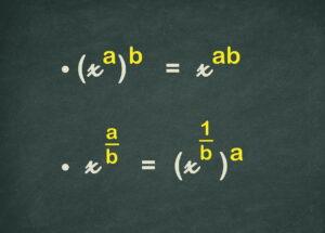 تقسیم اعداد توان دار — آموزش به زبان ساده و با مثال