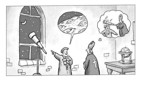 گالیله و سیستم کوپرنیکی عالم