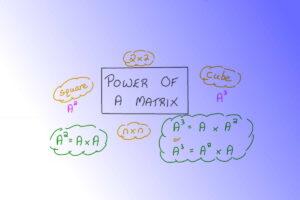 به توان رساندن ماتریس — آموزش به زبان ساده و با مثال