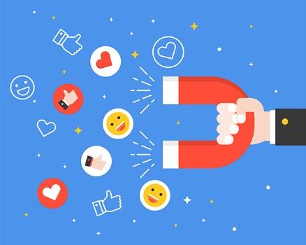 افزایش تعامل شبکه های اجتماعی