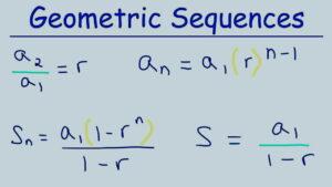 تصاعد هندسی و فرمول آن — به زبان ساده و با مثال