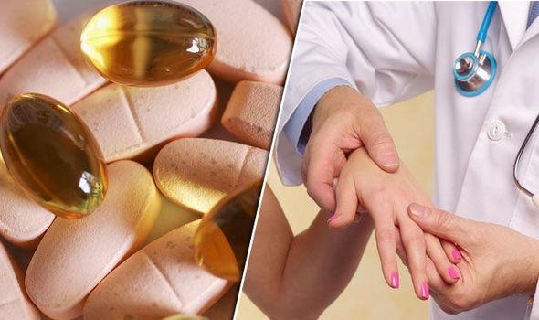 تاثیر ویتامین D بر مفاصل