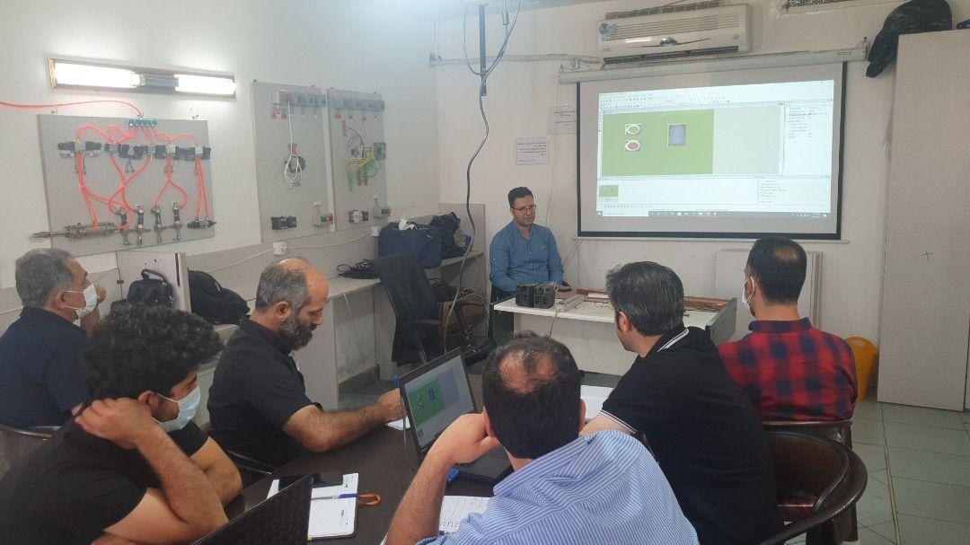 آموزش PLC پیشرفته در تهران