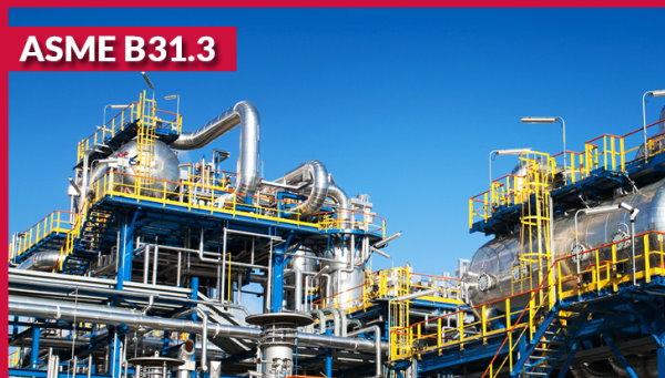 استاندارد ASME B31.3