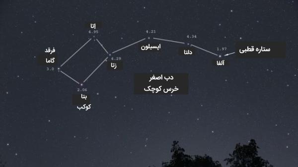 ستارههای دب اصغر