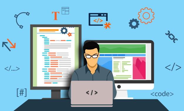 توسعه دهنده وب چه کار میکند؟