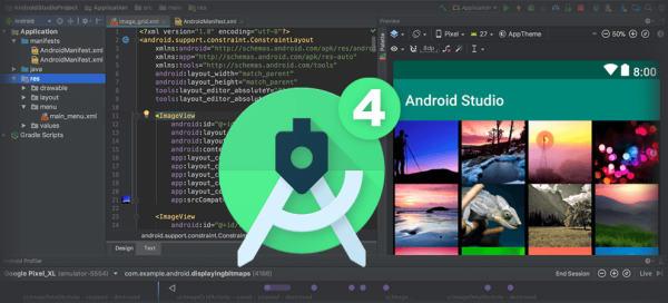 اندروید استودیو چیست ؟ Android Studio چیست ؟ مقایسه زامارین و اندروید استودیو