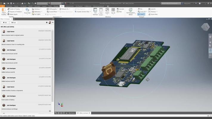 نرم افزار آلتیوم دیزاینر (Altium Designer)