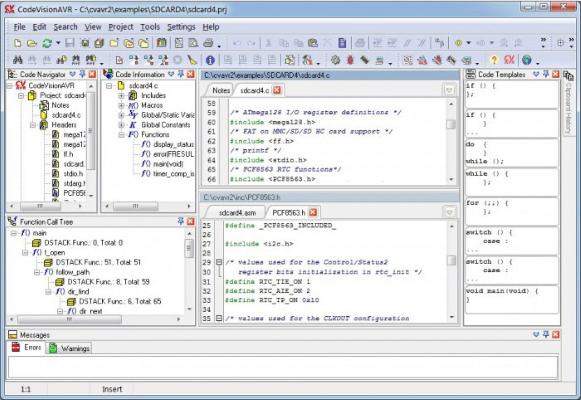 نرم افزار کدویژن AVR