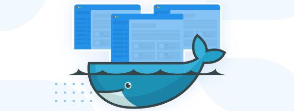 تصویری از لوگوی داکر در بخش کاربرد Docker چیست ؟ از مقاله داکر چیست ؟ یا Docker چیست