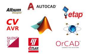 نرم افزارهای مهندسی برق   معرفی مهارت های نرم افزاری ضروری + فیلم های آموزشی