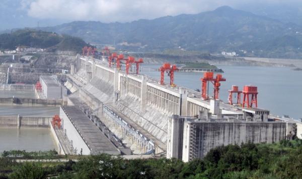 سد در چین