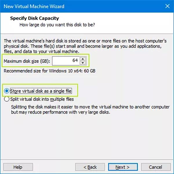 نصب ویندوز 11 روی ماشین مجازی - گام 4