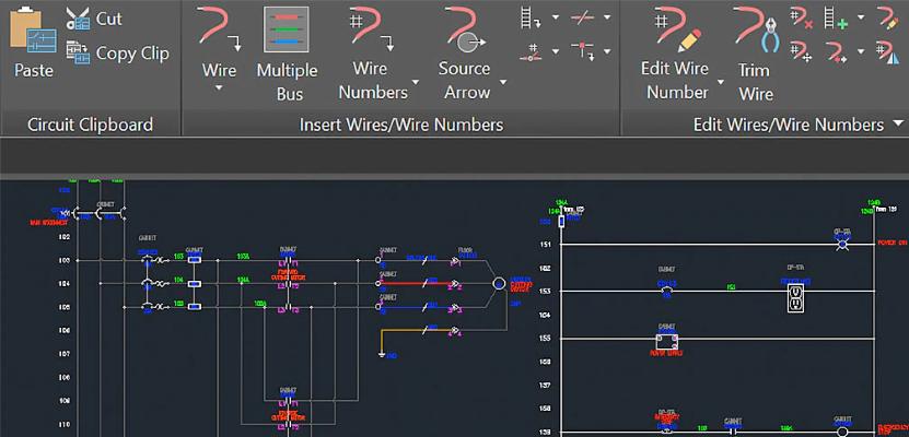 نرم افزار اتوکد الکتریکال (AutoCAD Electrical)