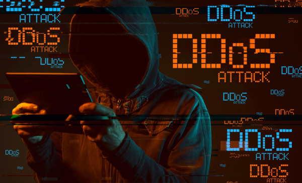 تصویر تزیینی برای حمله DDoS در مقاله آموزش CCNA Security