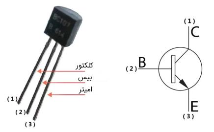 ترانزیستور NPN