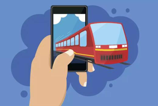 تصویر ایده برای برنامه نویسی اپلیکیشن ردیابی قطارها