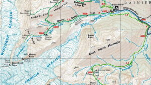 نقشه توپوگرافی چیست و چگونه خوانده می شود؟ —  آنچه باید بدانید به زبان ساده