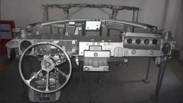 ساخت بخشهای مختلف خودرو توسط دایکاست منیزیوم