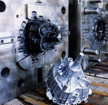 افتادن قطعه پس از انجماد کامل، باز شدن قالب و فعال شدن سیستم پران