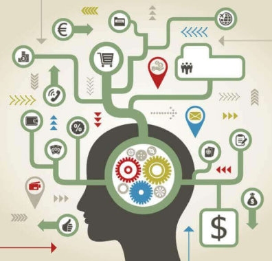 تصویری برای بازنمایی تصمیم گیری بر اساس داده ها در مقاله آموزش بانک اطلاعاتی   بانک اطلاعاتی چیست