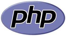 تصویر لوگوی زبان برنامه نویسی PHP در مقاله برنامه نویسی وب چیست