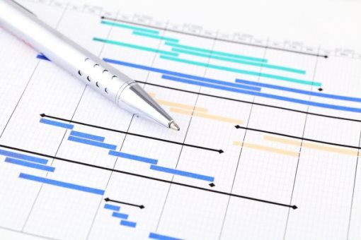 تهیه برنامه زمانبندی، بخش جدایی ناپذیر مدیریت زمان در پروژه است.