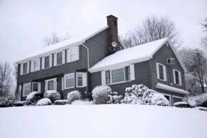 بار برف در ساختمان چیست و چگونه محاسبه می شود؟ — آنچه باید بدانید