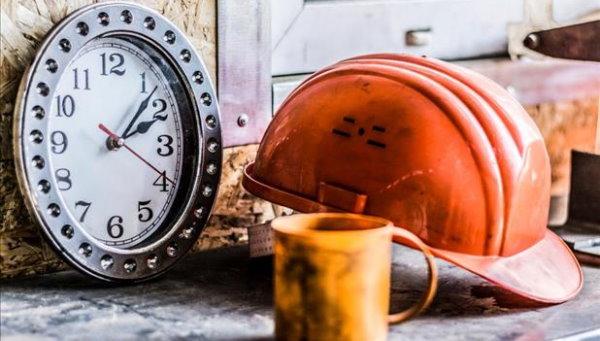 مدیریت زمان در پروژه های ساختمانی