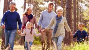 اعضای خانواده به انگلیسی — به زبان ساده و با مثال