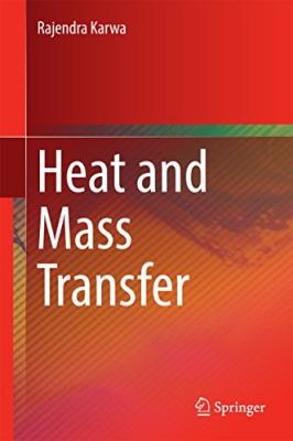 انتقال حرارت و جرم توسط راجندرا کاروا