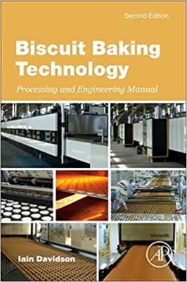 فناوری پخت بیسکویت: راهنمای پردازش و مهندسی توسط آیین دیویدسون