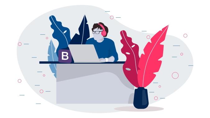 تصویر مربوط به علت اهمیت Layout components در بوت استرپ در مقاله «فریمورک بوت استرپ چیست ؟»
