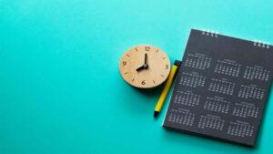 روزهای هفته به انگلیسی — به زبان ساده و با مثال