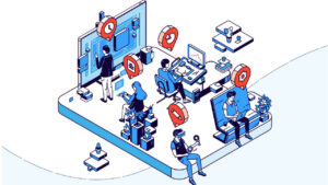 تشکیل تیم برنامه نویسی موفق و توانمند — راهنمای جامع و کاربردی