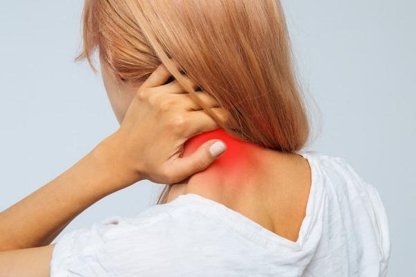 درد مهره گردن