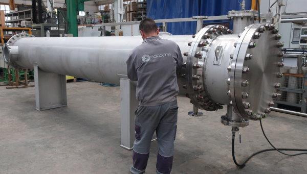 مبدل حرارتی پوسته و لوله، متداولترین مبدل حرارتی مورد استفاده در صنایع مختلف