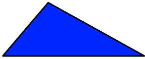 مثلث مختلف الاضلاع