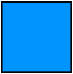محدود داخل مربع (مساحت)