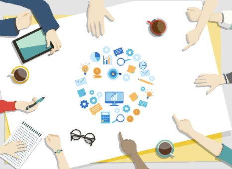 در پروژههای بزرگ، وظیفه انجام فعالیتهای مرتبط با مدیریت و کنترل پروژه، بر عهده تیمی متشکل از چند کارشناس است.