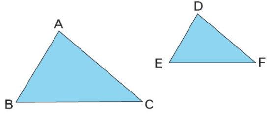 مثلثهای متشابه