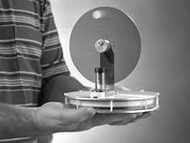 نحوه کار موتور استرلینگ دیسکی